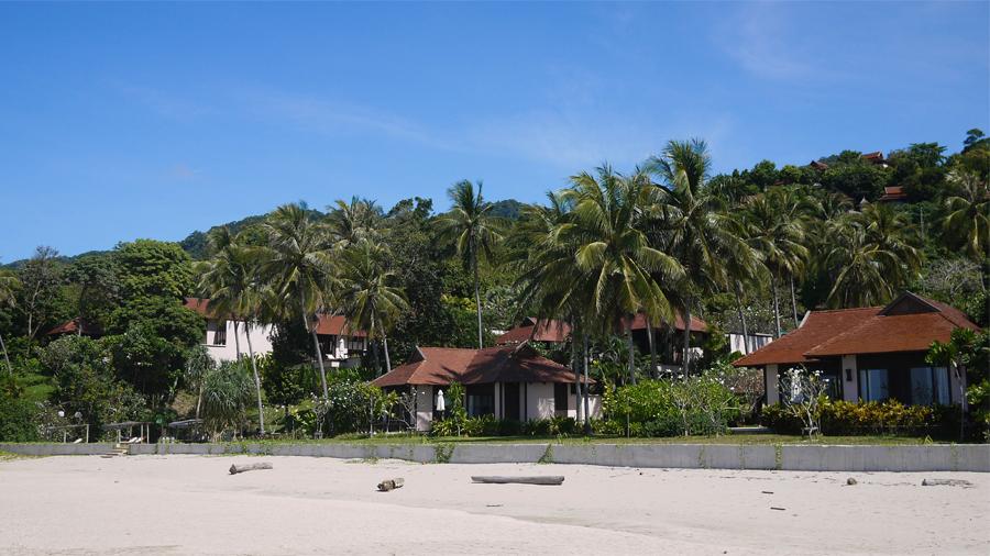 Kanting bay, Koh Lanta