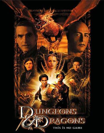 Dungeons e Dragons: O Livro da Escuridão – Dublado 2012