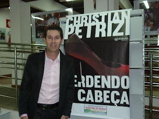 PARCERIA ESCRITOR CHRISTIAN PETRIZI