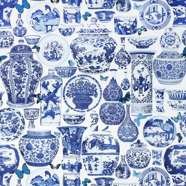 Asian Fabric Prints 32