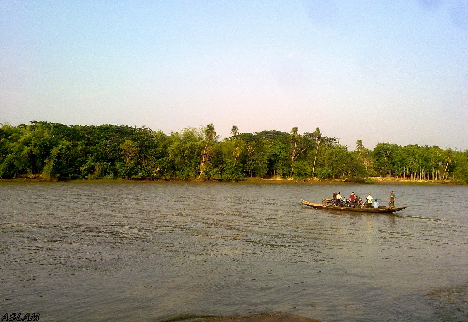 River in Khulna