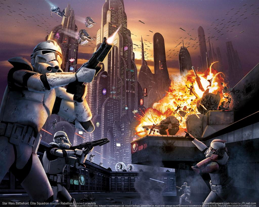 Star Wars HD & Widescreen Wallpaper 0.0738474092214871