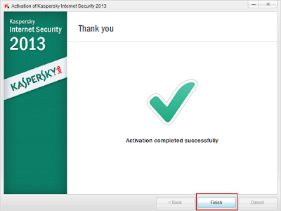 Kaspersky Internet Security 2013 - 90 Days Activation
