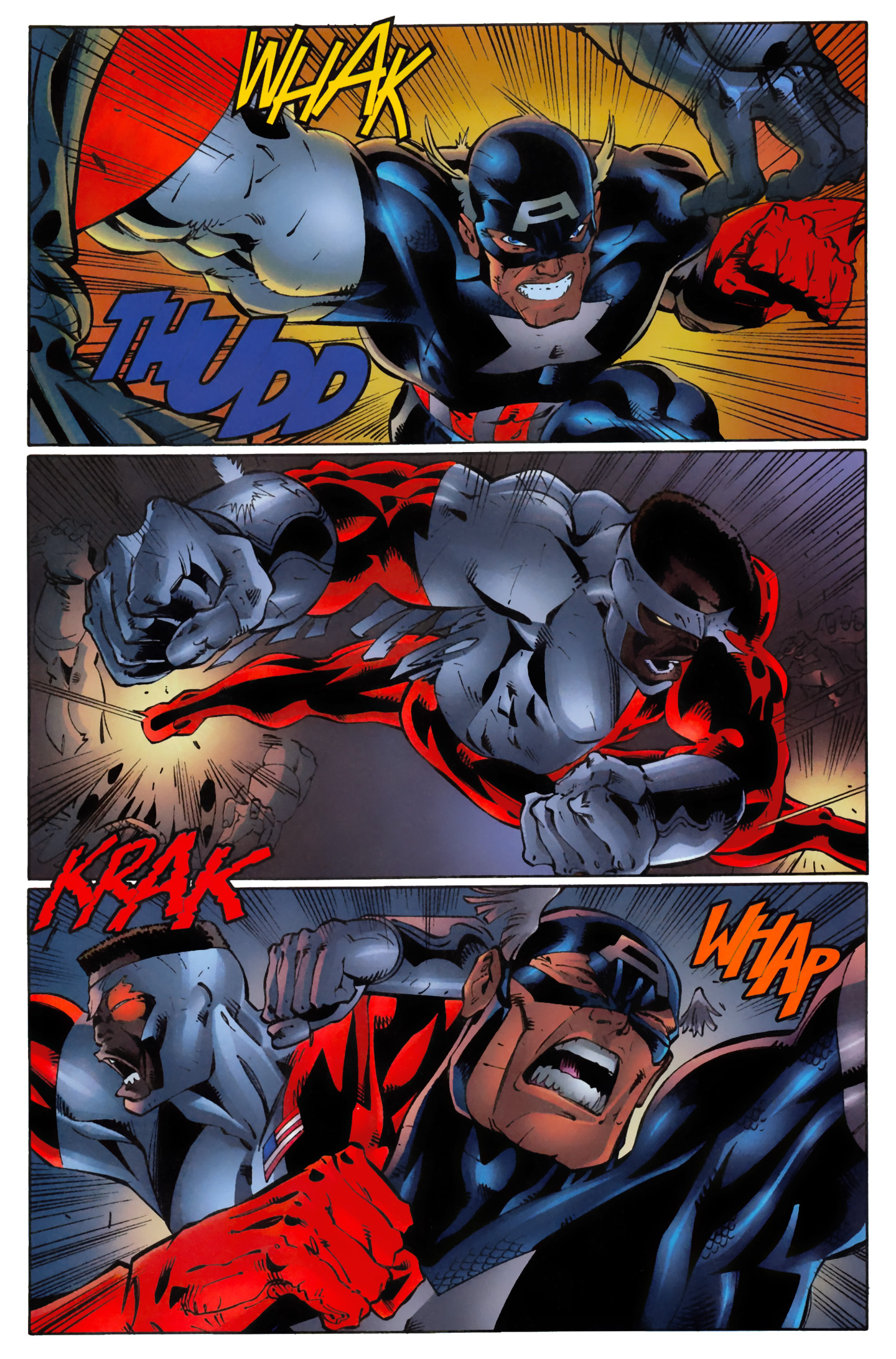 Captain America (1996) Issue #11 #11 - English 16