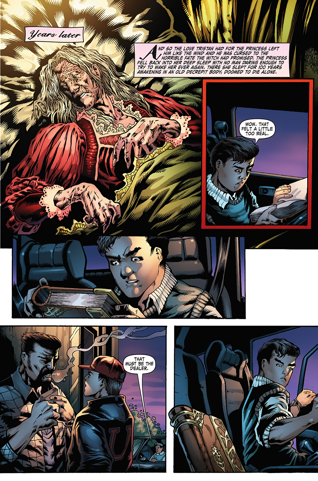 Grimm Fairy Tales (2005) Issue #5 #8 - English 21
