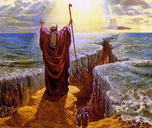 Moisés e a Travessia do Mar Vermelho