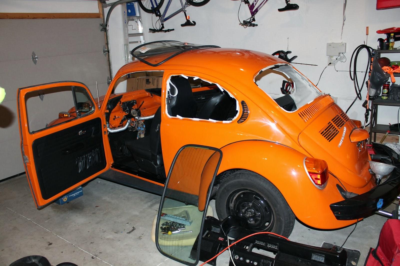volkswagen super beetle restoration