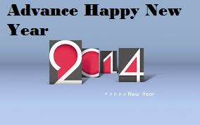 Happy New Year 2014 In Advance Wallpapers