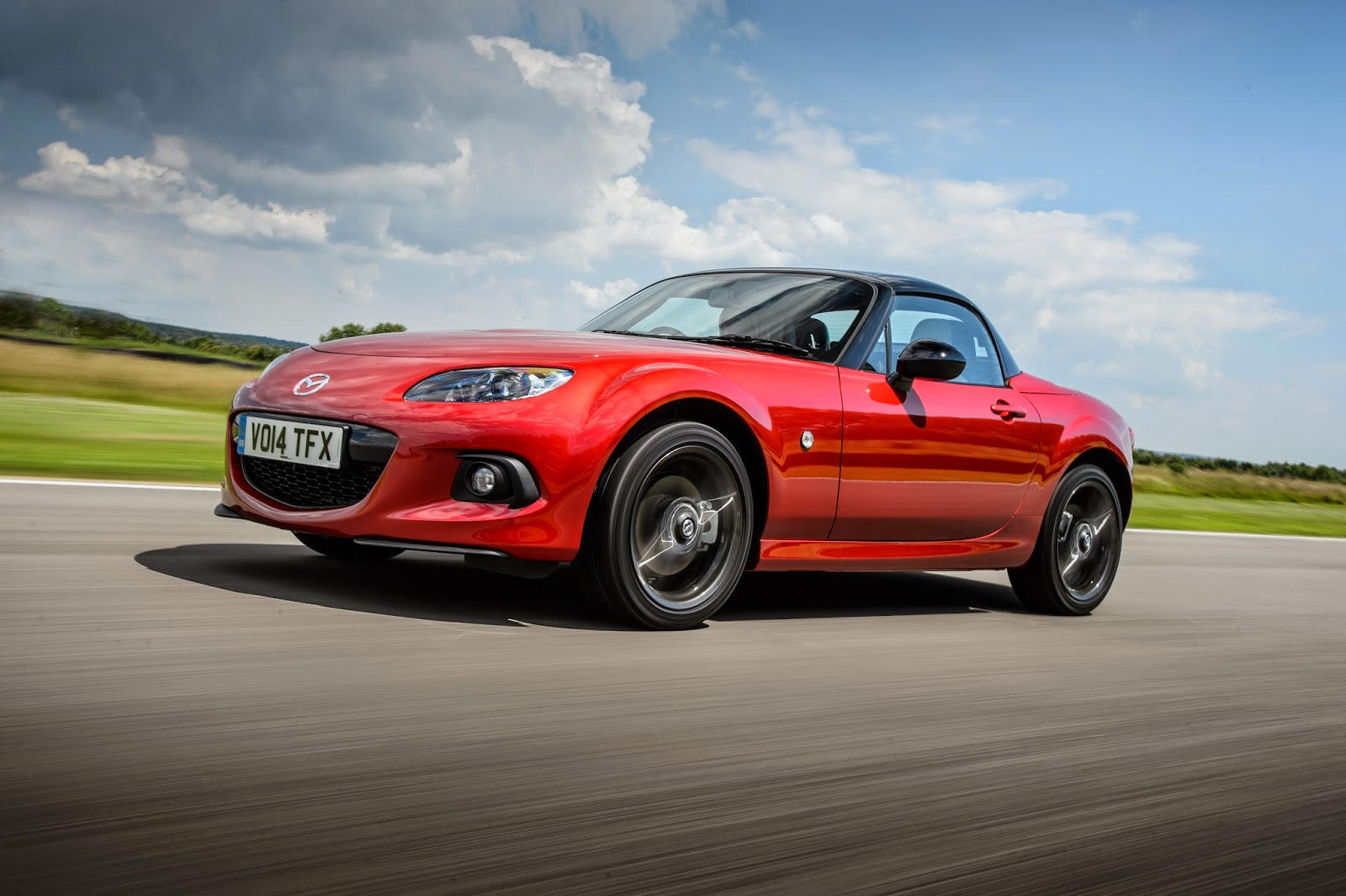 Mazda MX5 25th Anniversary Edition