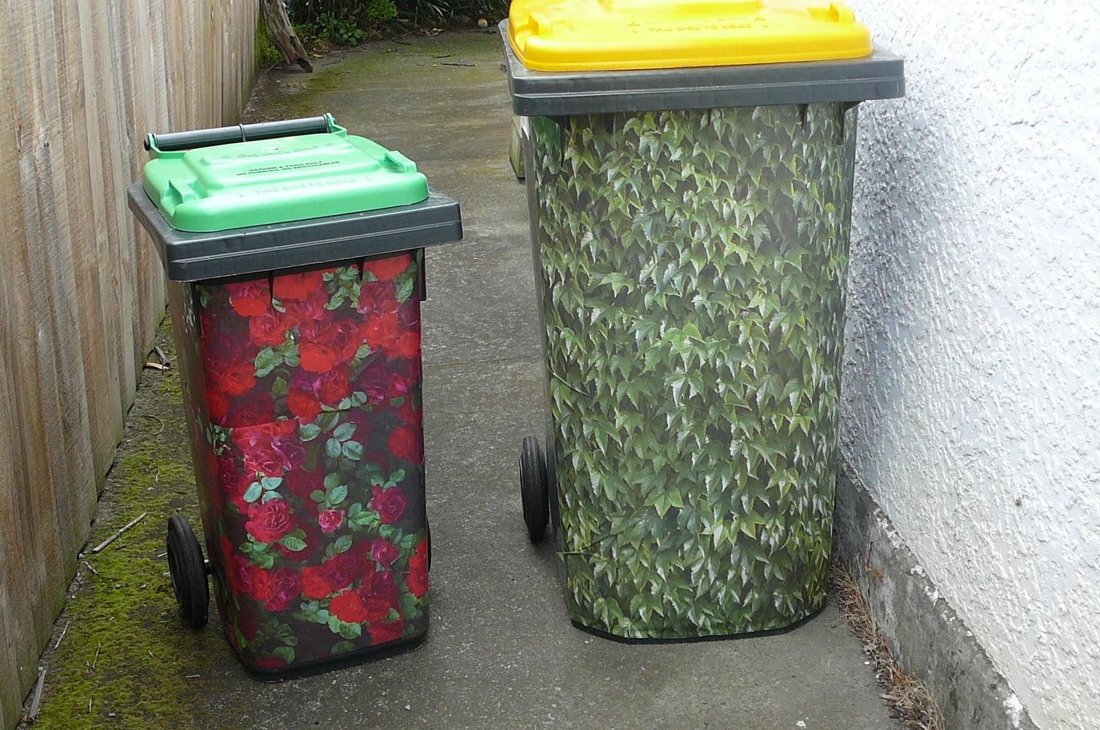 how to get a wheelie bin