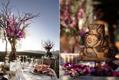 Twig Wedding Decoration Ideas