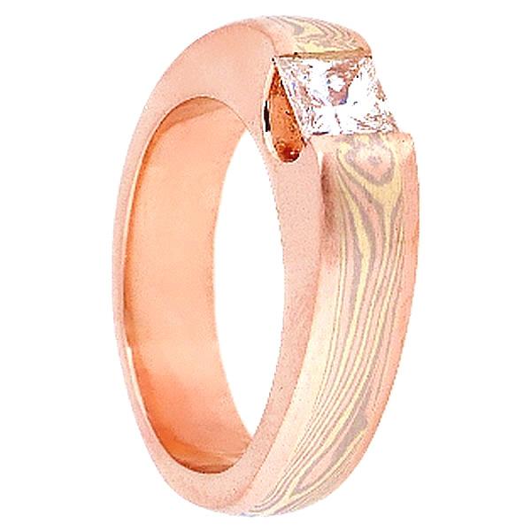 Traditional Woodgrain Rings2