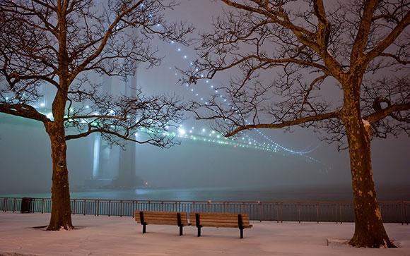 مقاعد حديقة الشتاء , خلفيات الشاشه