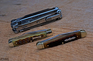 Rough Rider pocket knives, review, pictures