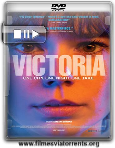 Victoria Torrent - BRRip Legendado (2015)