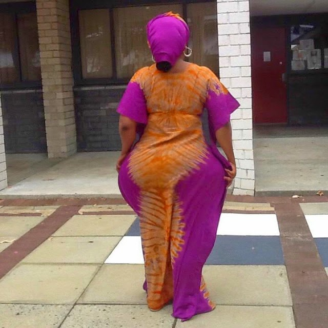 THICK AFRICAN WOMEN