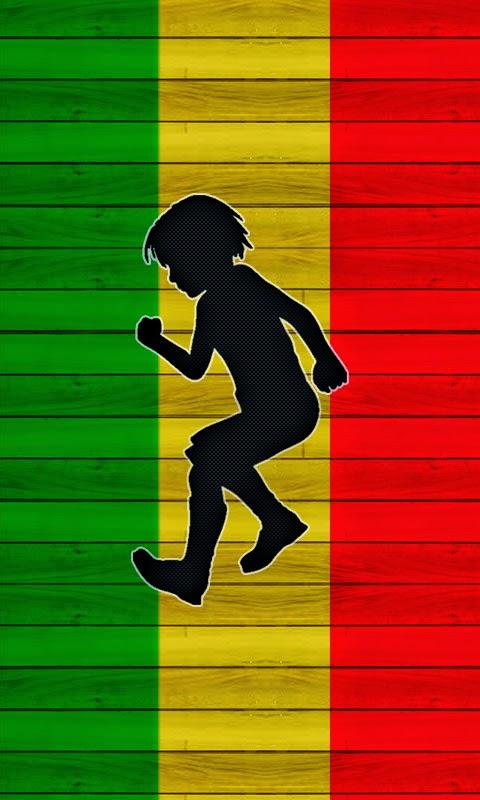 Papel de parede para Celular Leão do Reggae SOMJAH  - imagens para celular reggae