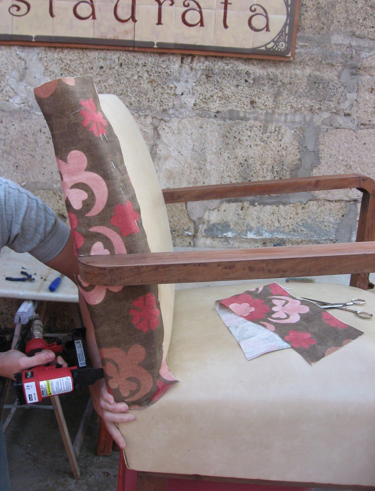 Restaurata vamos a tapizar - Grapadoras para tapizar ...