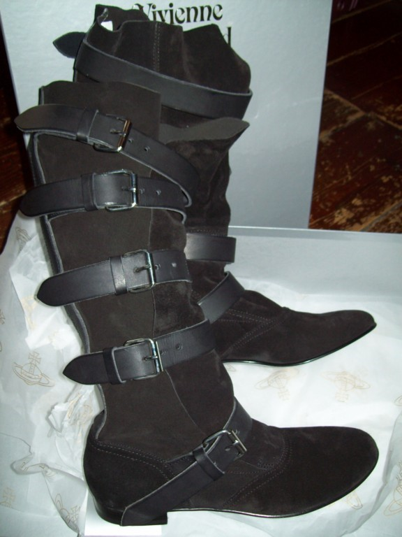 Where can you buy fake or replica Vivienne Westwood boots?