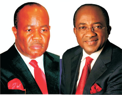 Anxiety in Akpabio's camp as Okori files brief of argumen