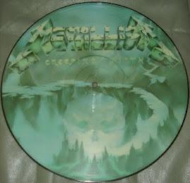 Metallica: Creeping Death 12' BILDSKIVA [original MFN]