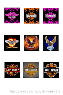 Harley Davidson Logo free for download