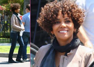 Halle Berry: Hard At Work On 'The Hive' » Gossip | Halle Berry