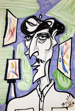 Pintor cansado 27-8-91