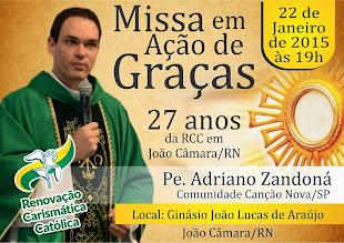 ANIVERSÁRIO DA RCC