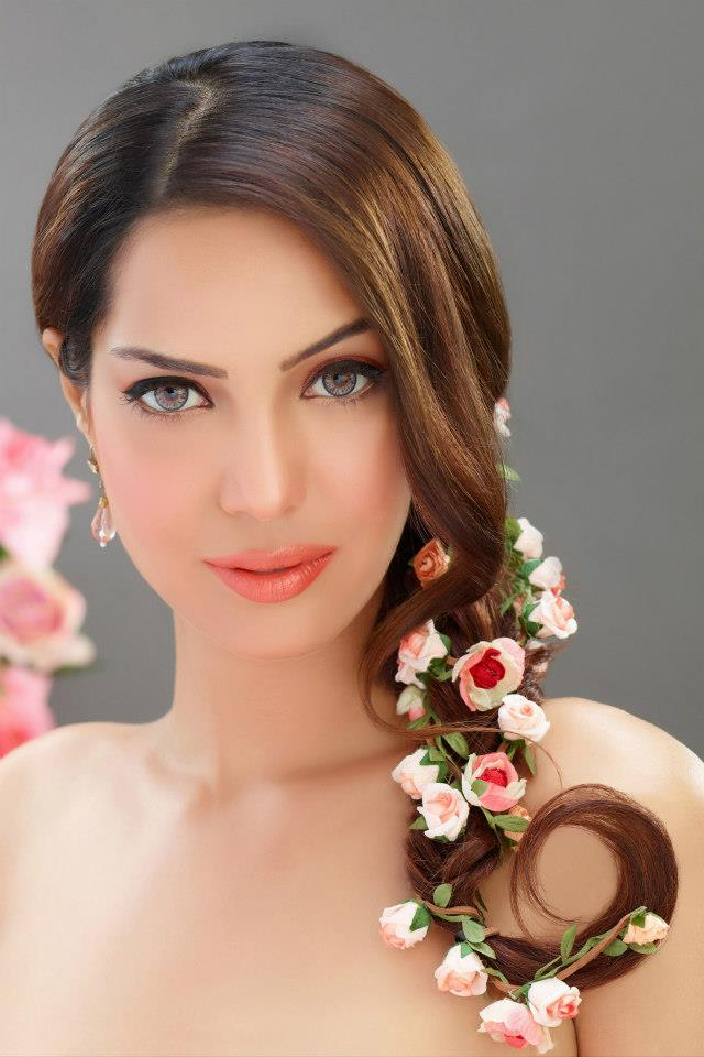 Stylish makeup fashion trends of 2013 by nabila