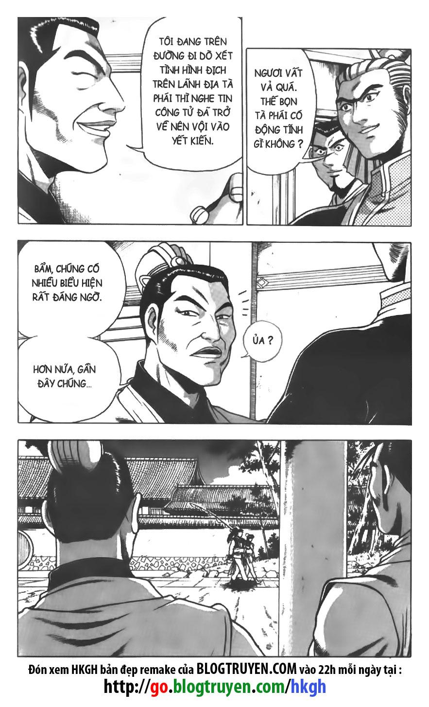 Hiệp Khách Giang Hồ chap 183 Trang 18 - Mangak.info