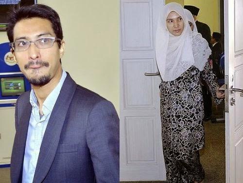 Nurul Izzah Anwar Sah Bercerai denga Suaminya