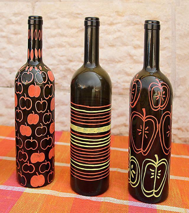 Manualidades Para Ni 241 Os Botellas Pintadas Paso A Paso