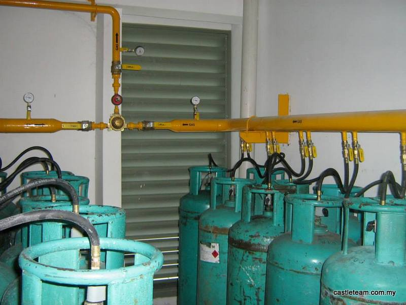 How to Design LPG and NG System for Residential and ...