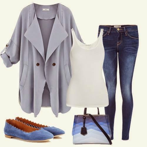 Outfit Set For Spring...
