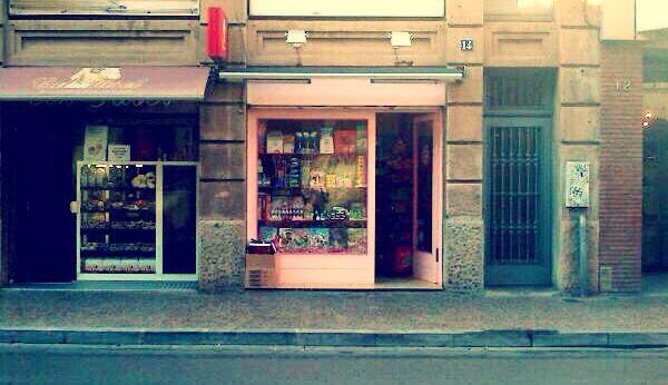 Exterior Ca la bo-bo. Encants de Girona.
