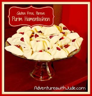Gluten Free Hamentashen