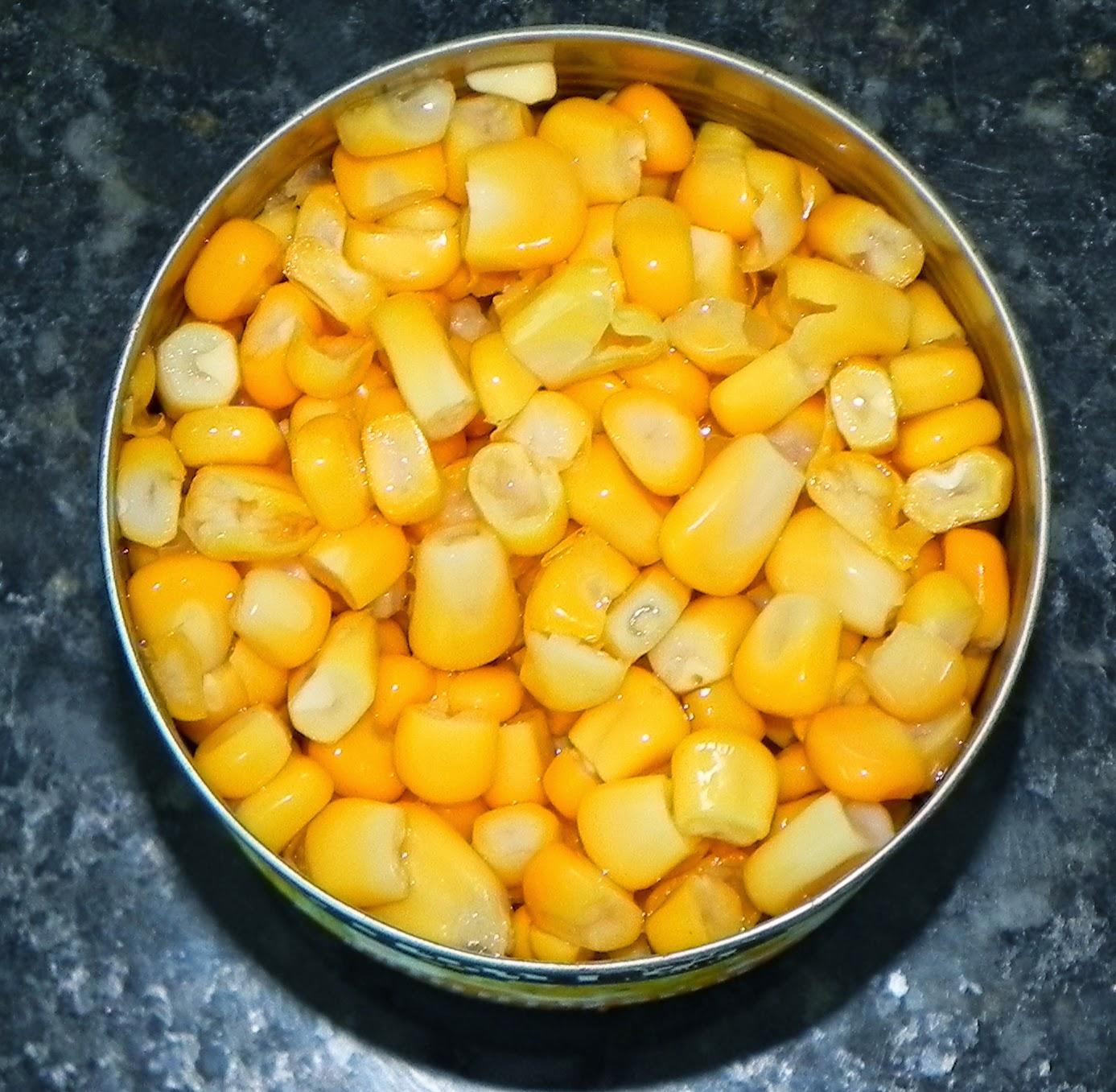 como fazer receita mousse salgado milho verde