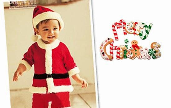 Những món quà tặng bé ý nghĩa vào giáng sinh