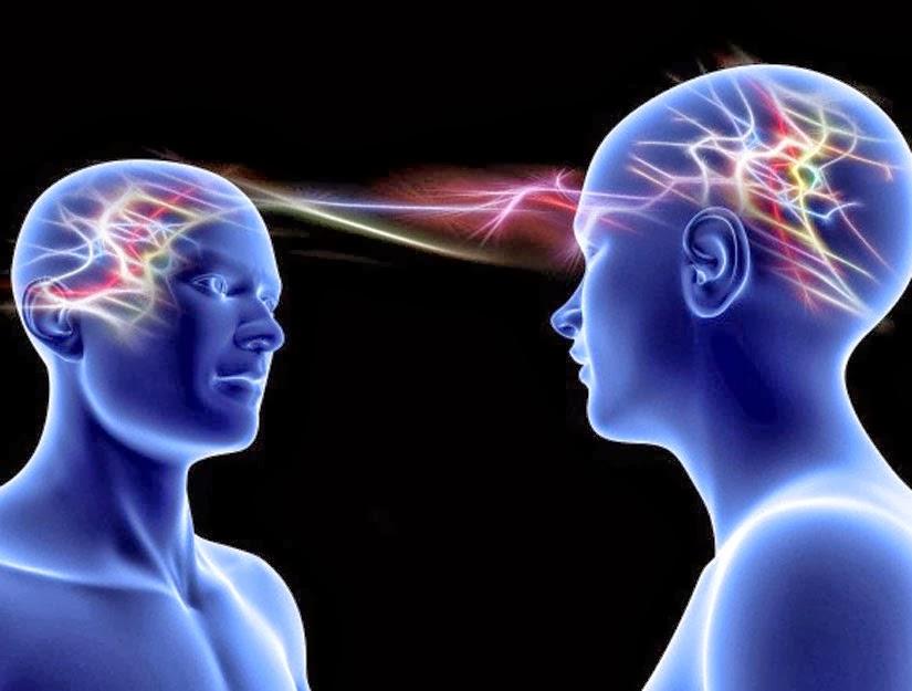 Resultado de imagem para transmissão de pensamento