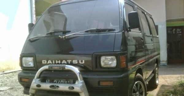 Jual Daihatsu Zebra Bekas, Th1987, 19jt nego | Mobil Bekas ...