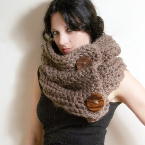 Find and save ideas about Chunky scarves on Pinterest. | See more ideas about Chunky knit scarves, Big scarves and Chunky infinity scarves.