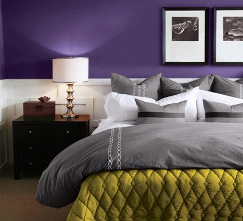 margarida ruivo pinturas combinar paredes em violeta