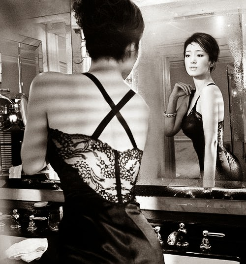 Mayfairmags Gong Li Hot Chinese Actress