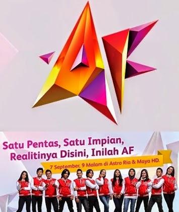 Konsert Akademi Fantasia :AF [2014] Episod 5
