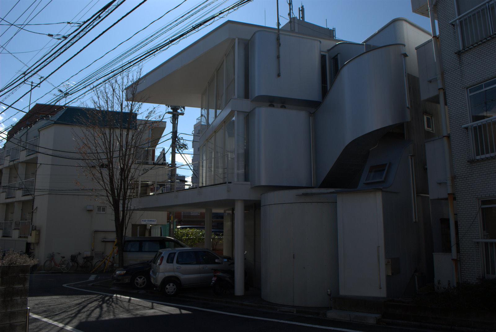 Shigeru Ban Curtain Wall House Address