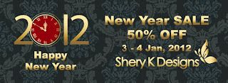 New Year Sales 50% off