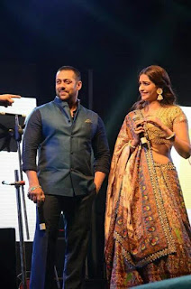 Salman and Sonam for PRDP promotions today at Ahmedabad!