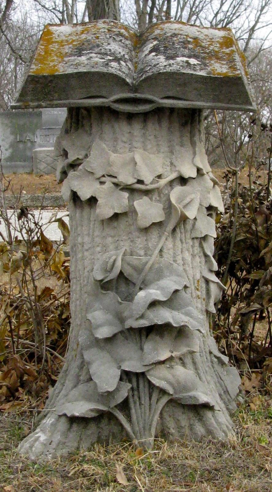 a grave interest  13 grave markers with descriptions