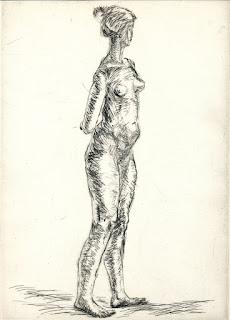 BirgitHorota-Müller: Akt, Reservage, 2012